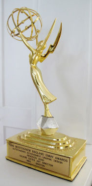 Emmy Award - Outstanding Achievement, Graphic Design
