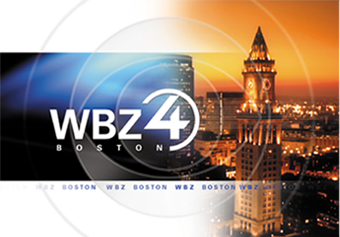 WBZ-TV Boston news open, video, promo, broadcast design